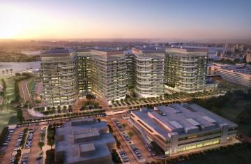 Dietal livre plus de 15000 luminaires LED pour le projet Jahra Hospital au Koweït