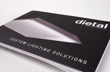 Nouvelle brochure : Custom Lighting Solutions by DIETAL