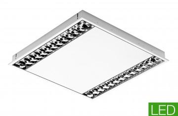 LED + optique double-parabole en aluminium = combinaison parfaite entre performance et confort !