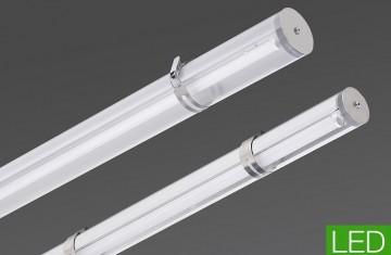 STILO LEDIZ D70 : nouvelles performances pour notre luminaire LED étanche IP68