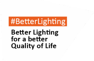 "European campaign ""Better lighting for a better quality of life"""