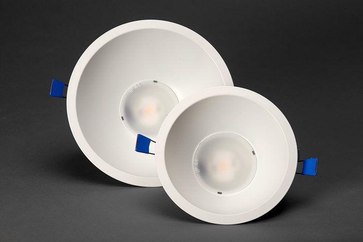 CIRCUS ECO : downlight LED, simple et efficace