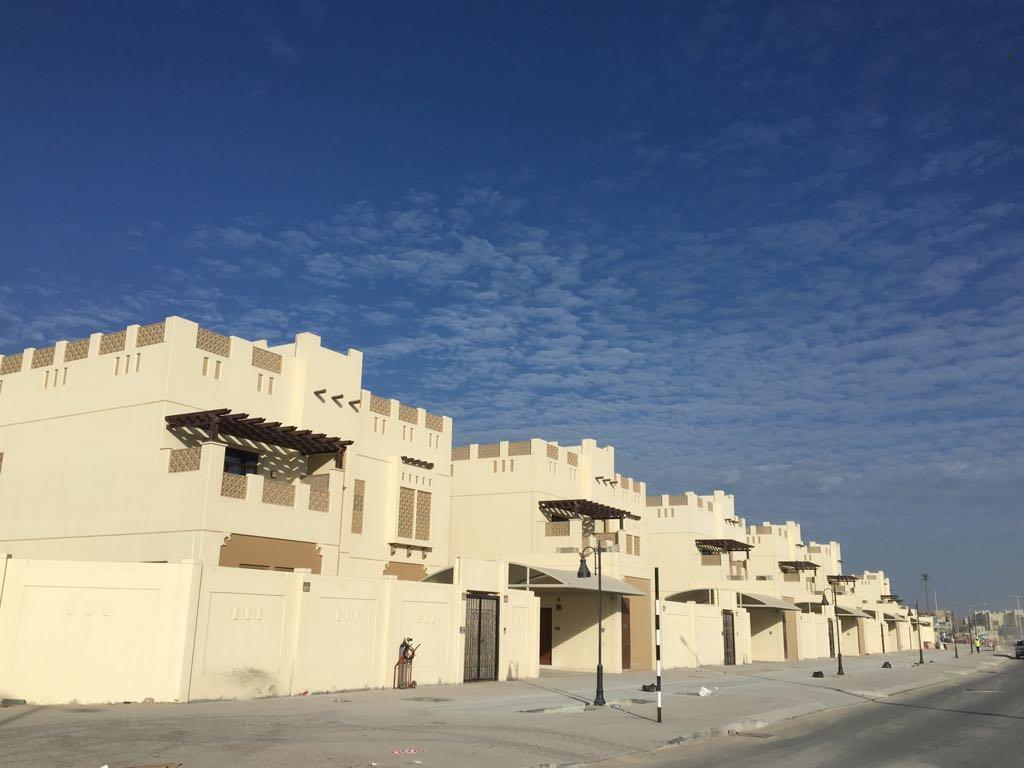 Réalisation DIETAL : extension du Complexe Résidentiel Ruwais (Emirats Arabes Unis)