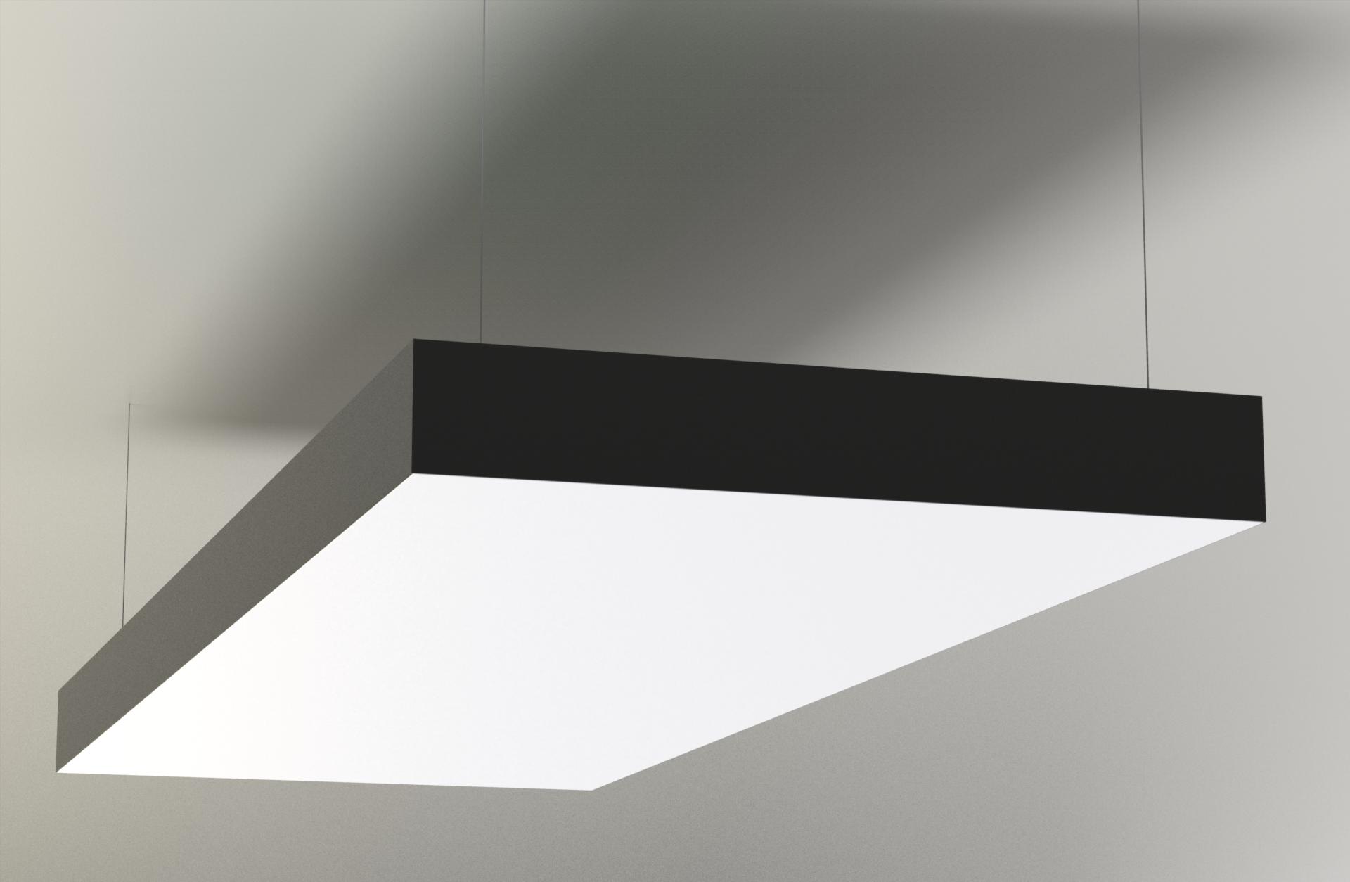 STRATO: high-comfort textile LED luminaire