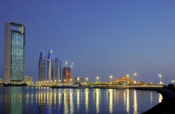 Réalisation DIETAL : siège social ADNOC, Abu Dhabi (Emirats Arabes Unis)
